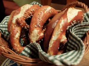 Pan típico Brezel