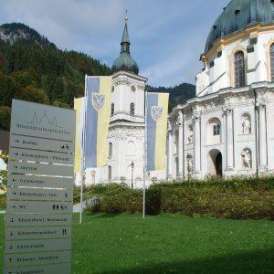 Directorio Abadía de Ettam